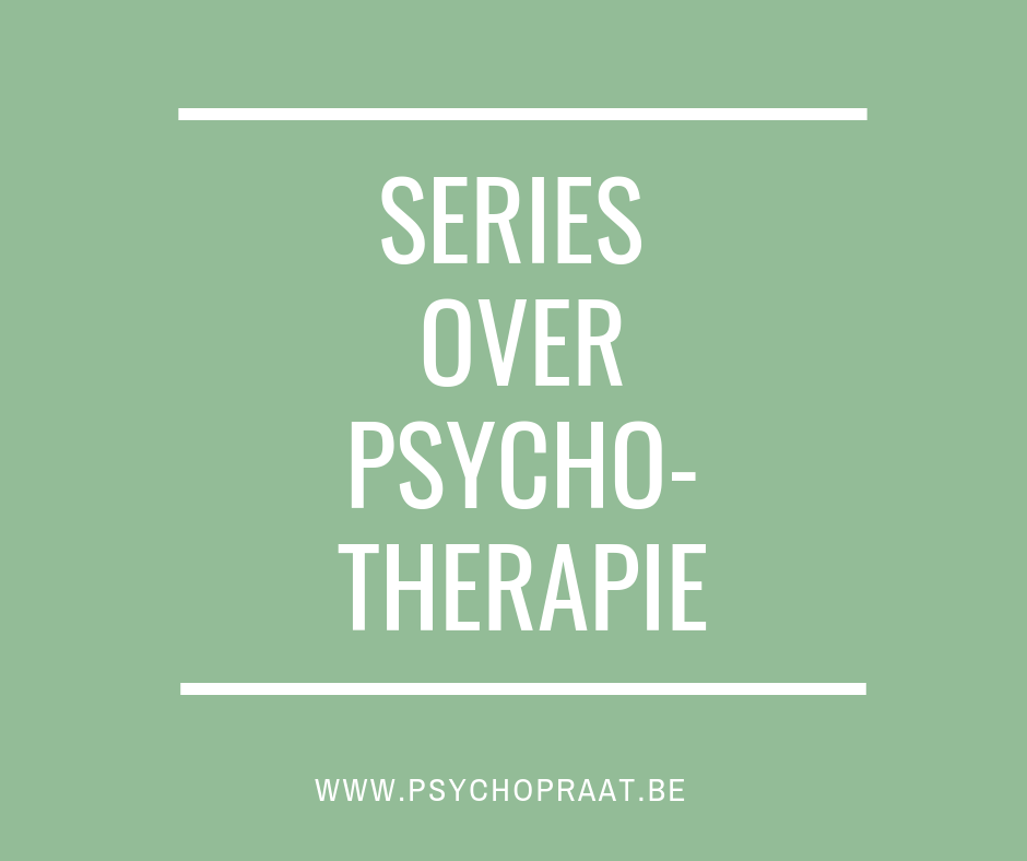 series psychotherapie
